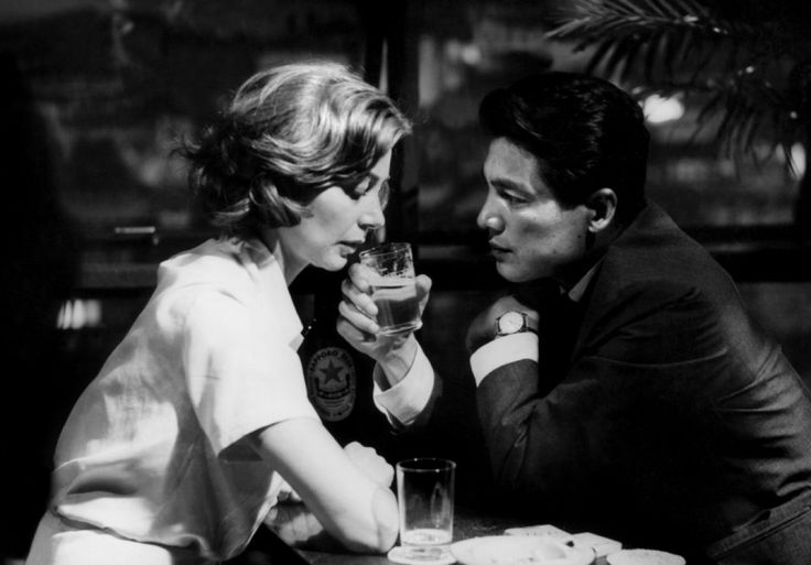 Hiroshima mon amour directed by Alain Resnais