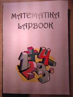 Marci fejlesztő és kreatív oldala: És kész a Matekos lapbook