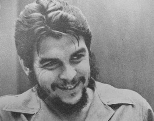Ernesto Guevara .. The pure definition of liberty and revolution .