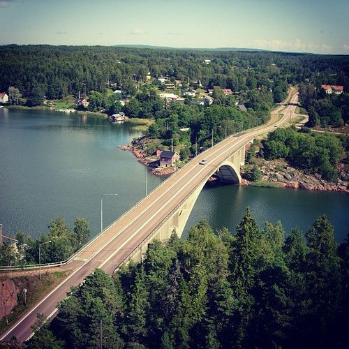 Bridge in Åland Islands | Flickr – Condivisione di foto!