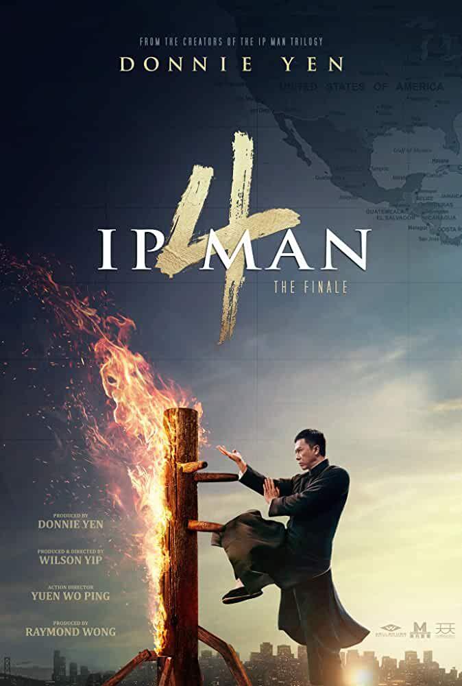 Ip Man 4 The Finale 2019 In 2020 Ip Man 4 Ip Man Film Ip Man
