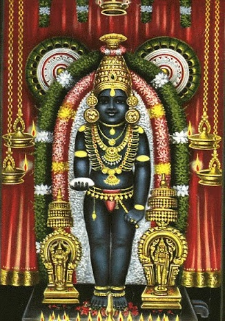 Lord Guruvayur, avatar of Maha Vishnu