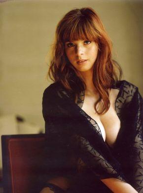 Heavenly redhead