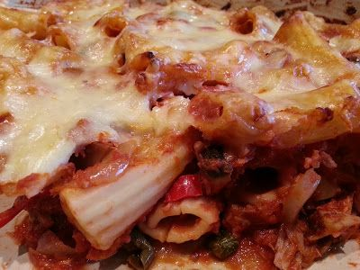 Slimming World Delights: Tuna Pasta Bake