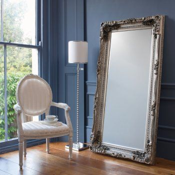 Best 25 Floor Standing Mirror Ideas On Pinterest  Large Standing Entrancing Standing Mirrors For Bedroom Design Ideas