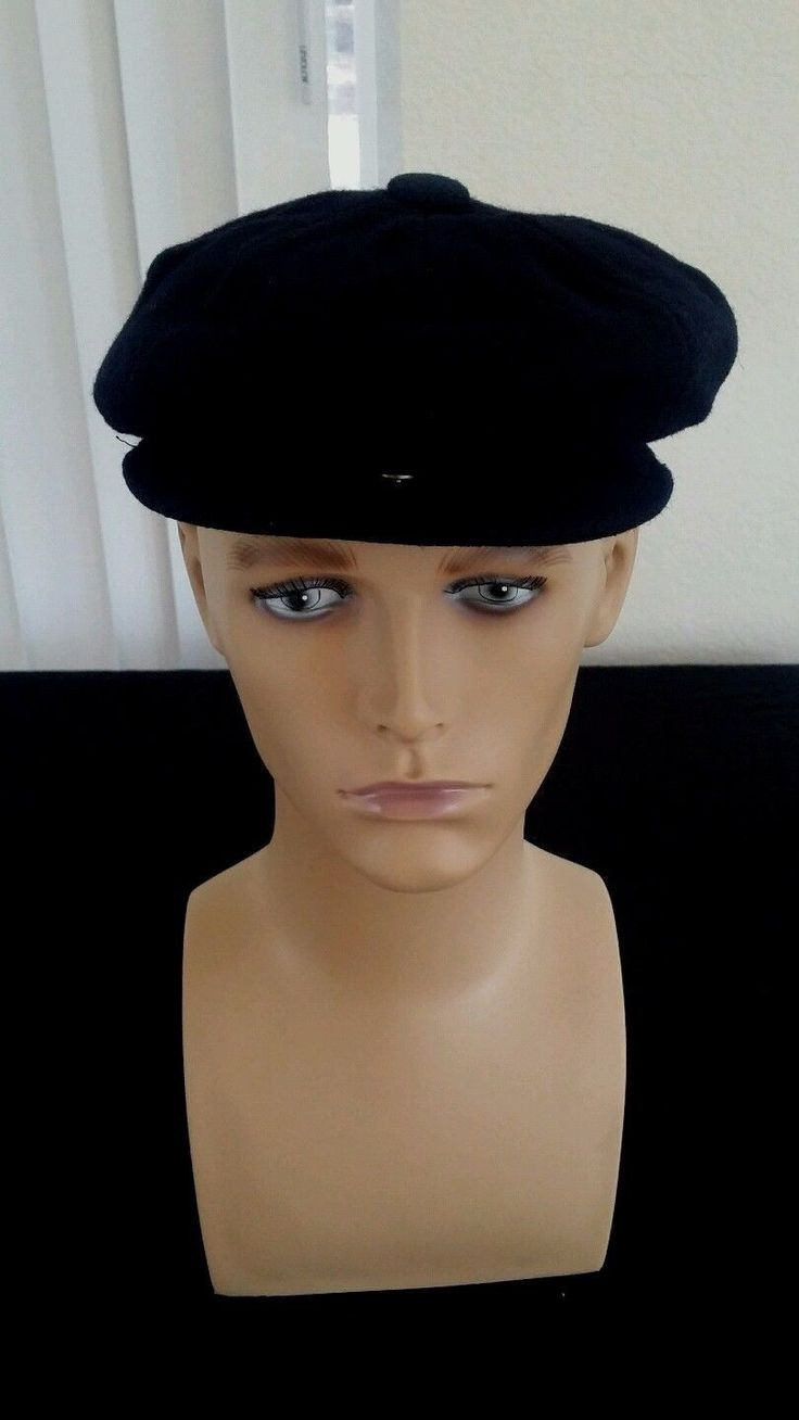 Sport and casual 80% Wool Hat Gatsby Cap Golf Cabbie Flat Newsboy
