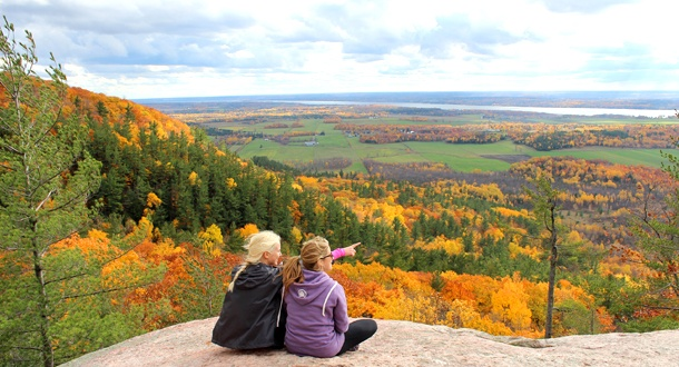 Gatineau Park, Quebec. I loved going there, so beautiful!