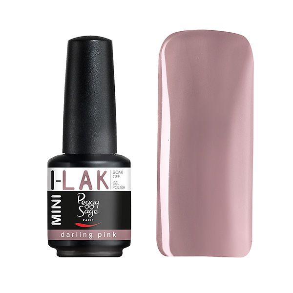 Vernis semi-permanent I-LAK MINI 9 ml - darling pink