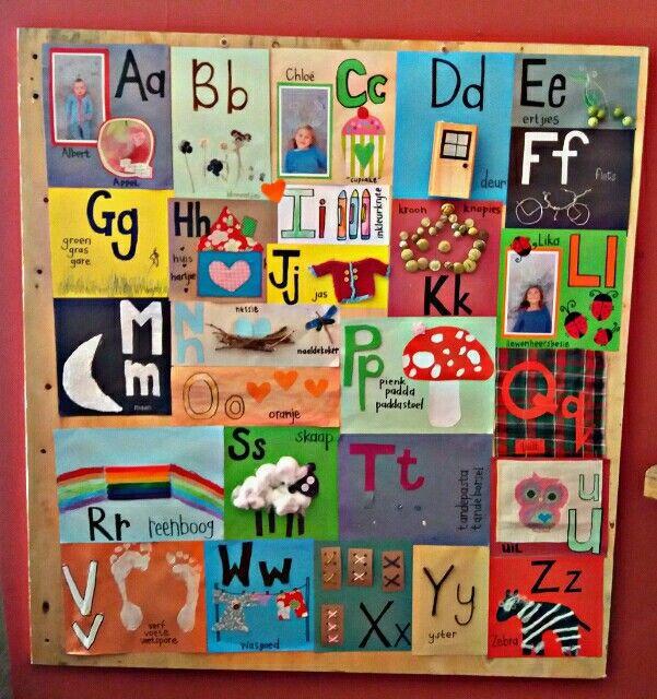 #Alfabet!!