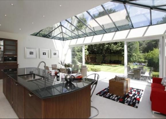 roof lanterns on extensions - Google Search