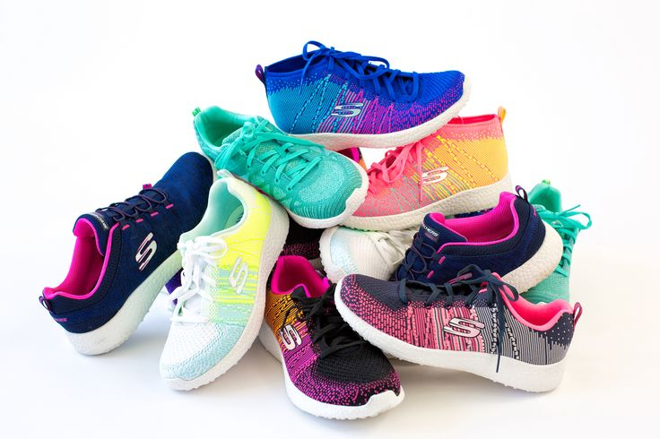 The brighter, the better! Shop new colors & styles of our Skechers Burst on our site: http://bit.ly/1U6Jx9O