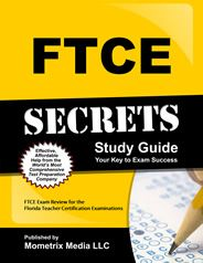 Prepare with our FTCE Study Guide and FTCE Exam Practice Questions. Print or eBook. Guaranteed to raise your FTCE test score. Get started today!