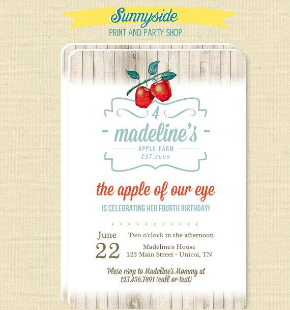 86 Best Birthday Party Invitations Images On Pinterest