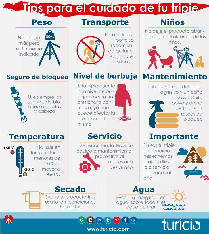 Turicia.com | BLOG TURICIA | Mantén en las mejores condiciones tu tripie con estos sencillos consejos | Fotografia profesional, accesorios fotograficos y equipos de iluminacion para mayoristas en Mexico