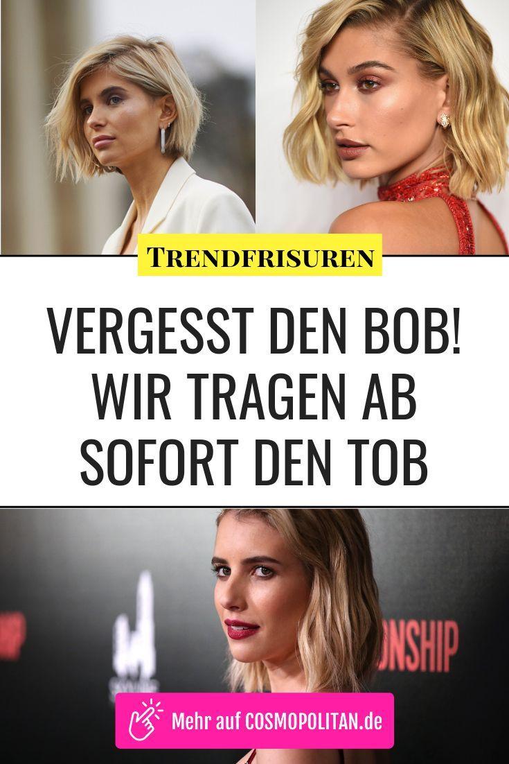 Tob Vergiss Den Bob Wir Tragen Den Tob Von Nun An Bob Frisuren