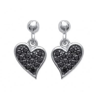 Boucles doreilles coeurs sublimés noirs http://www.bijoux-argent-925.fr/boucles-doreilles-coeurs-sublimes-noirs-p-19005.html
