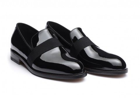 Mocassin vernis - Chaussures femmes - Les collections