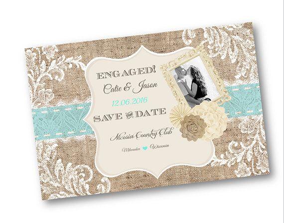 Tiffany Blue Wedding Invitations Kits: 1000+ Ideas About Blue Rustic Weddings On Pinterest