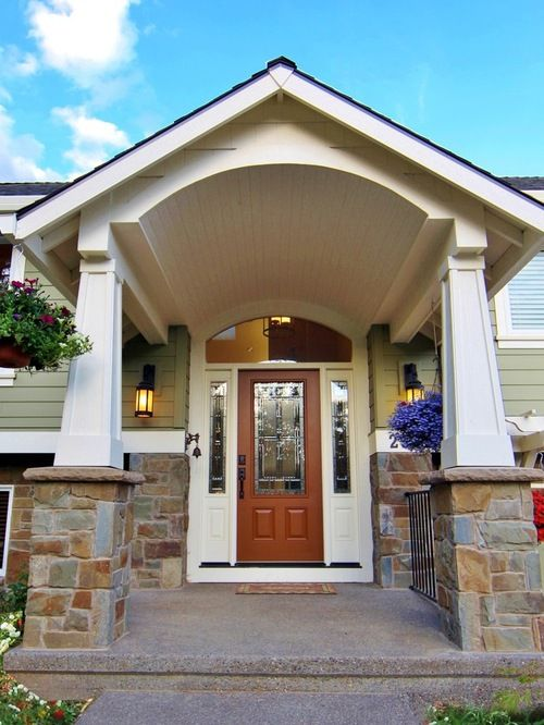 Split Foyer Home Exterior : Best images about exterior update split entry on