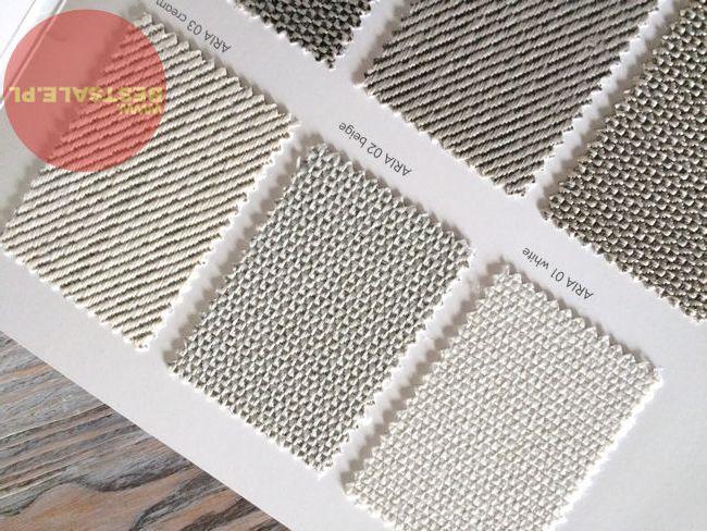 Hurtownia,alaAlkantara,tkaniny tapicerskie,materiały tapicerskie - Tkanina Aria 01 White