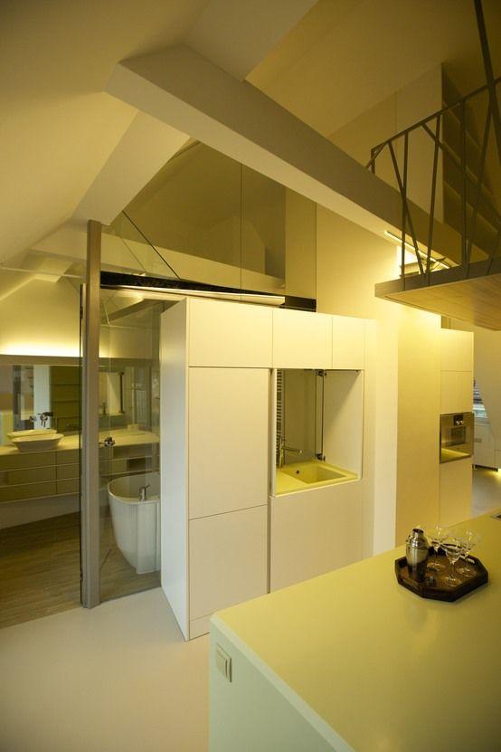 Cucina eclettica di 3rdskin - architecture