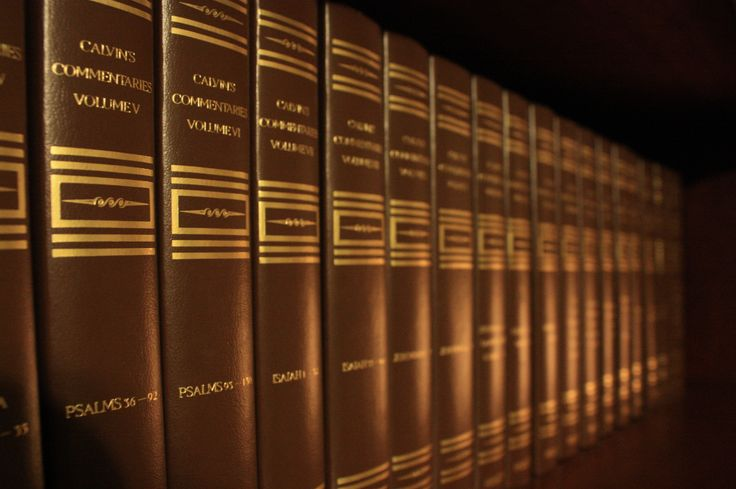 Calvin's Commentaries