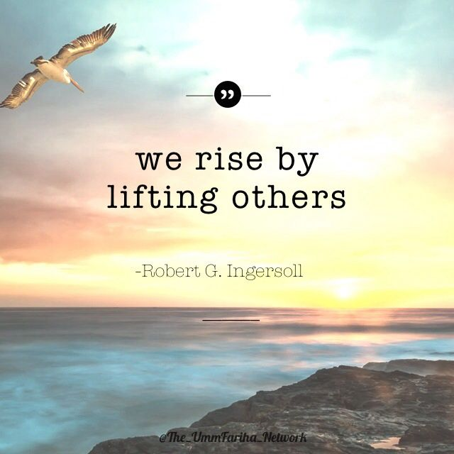 we rise by lifting others frontier.ac.uk   blog.frontiergap.com #frontiervolunteer #volunteering #quotes #inspiration