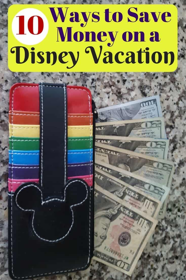 The top reason why people are anxious about planning a trip to Disney World is because of the cost.  Read these Disney money saving tips. via @disneyinsider