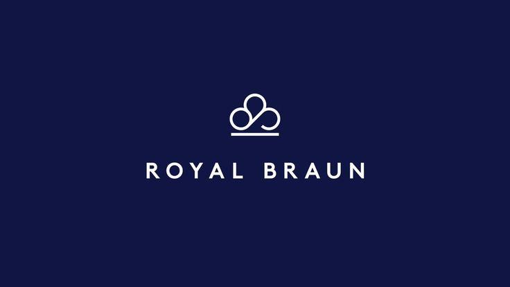 Royal Braun Logo Animation