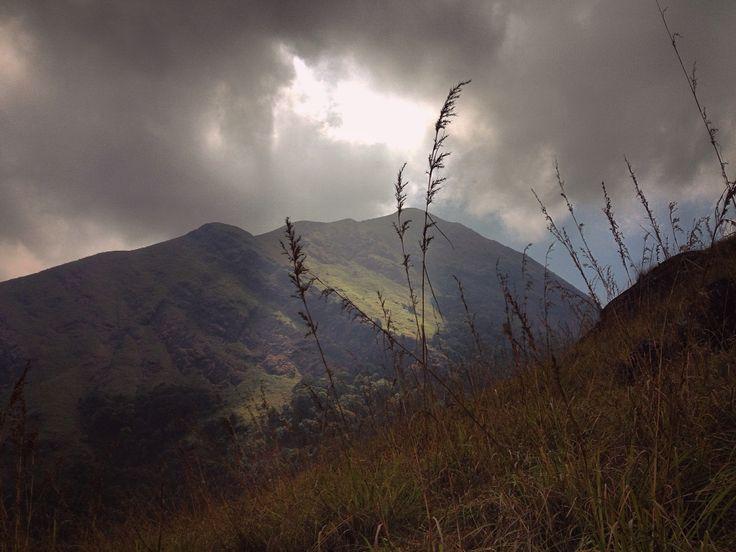 Heavens fall here! - Chembra Peak at Wayanad, Kerala