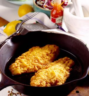 Pan Fried Catfish - Fried Catfish © Getty Images
