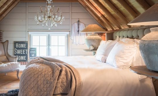 wonen landelijke stijl slaapkamer - Google zoeken