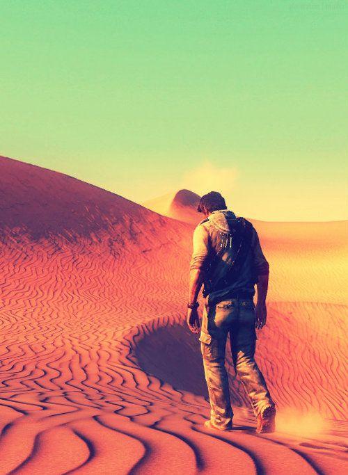 Uncharted 3 - Nathan Drake