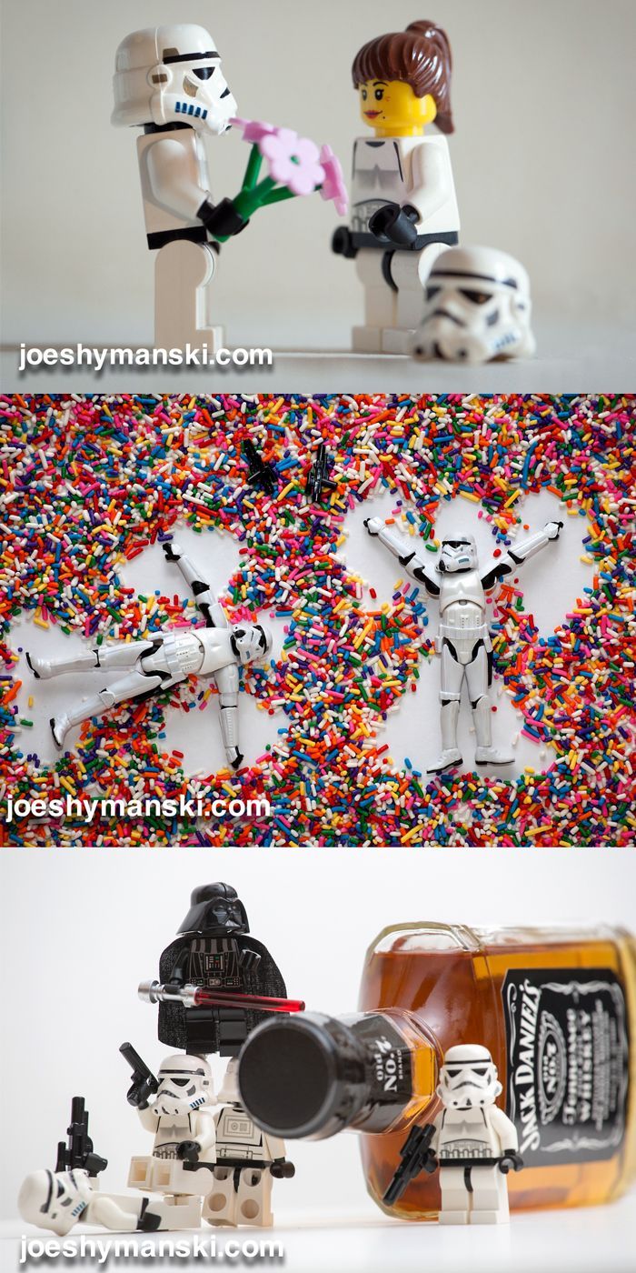 This photographer will make you want to get out your old Legos