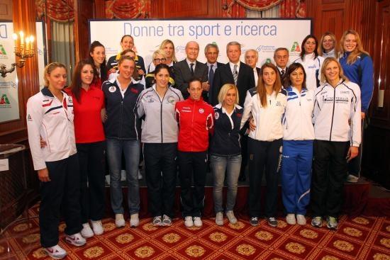 Lega Pallavolo Serie A Femminile e Fondazione Umberto Veronesi insieme a favore di #ricerca e #prevenzione #ff @LegaVolleyFem