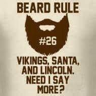 Vikings, Santa..,