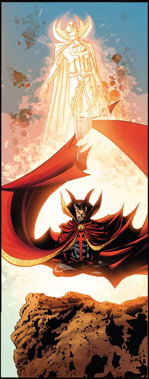 New Avengers v3 10 #DoctorStrange