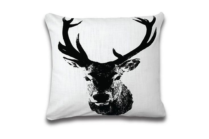"""18 x 18"""" 100% Cotton Toss Pillow"""