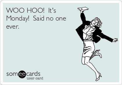 #MondayHumor