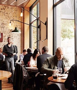 4 fourteen Sydney Australian Gourmet Traveller Australian Restaurant Guide Reviews :: Gourmet Traveller