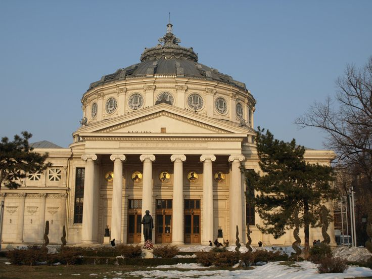 Bucharest  Atheneum by Mario Studio on 500px