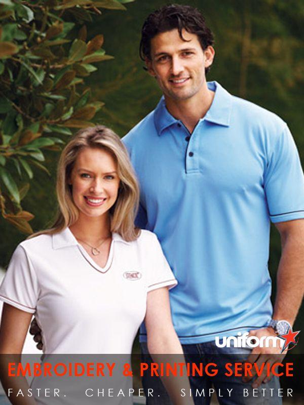 Polo Shirts : Cool Dry 2 Polo - Uniforms