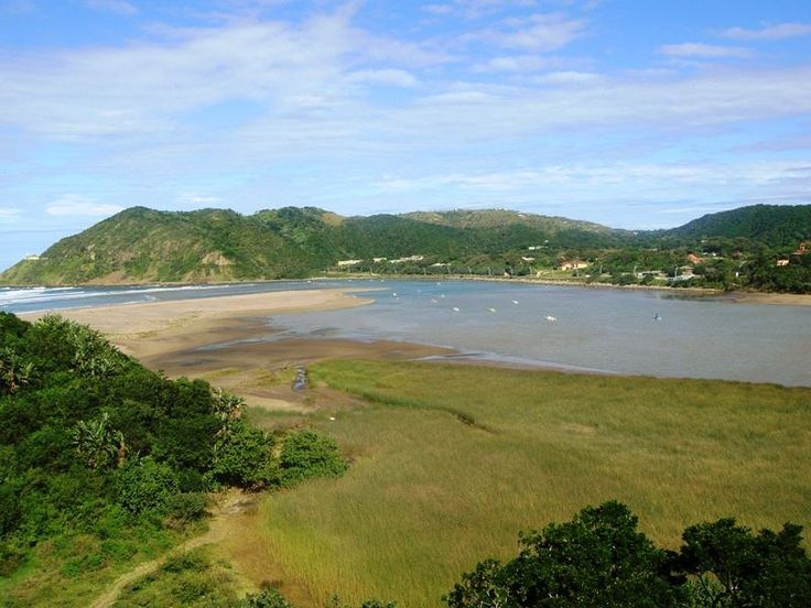 Ferry Point Cottages - Ferry Point Resort has the BEST LOCATION in Port st Johns.  It is one of the longest family owned/managed establishments on the Wild Coast and we really enjoy meeting new people.  We overlook the mighty ... #weekendgetaways #portstjohns #southafrica