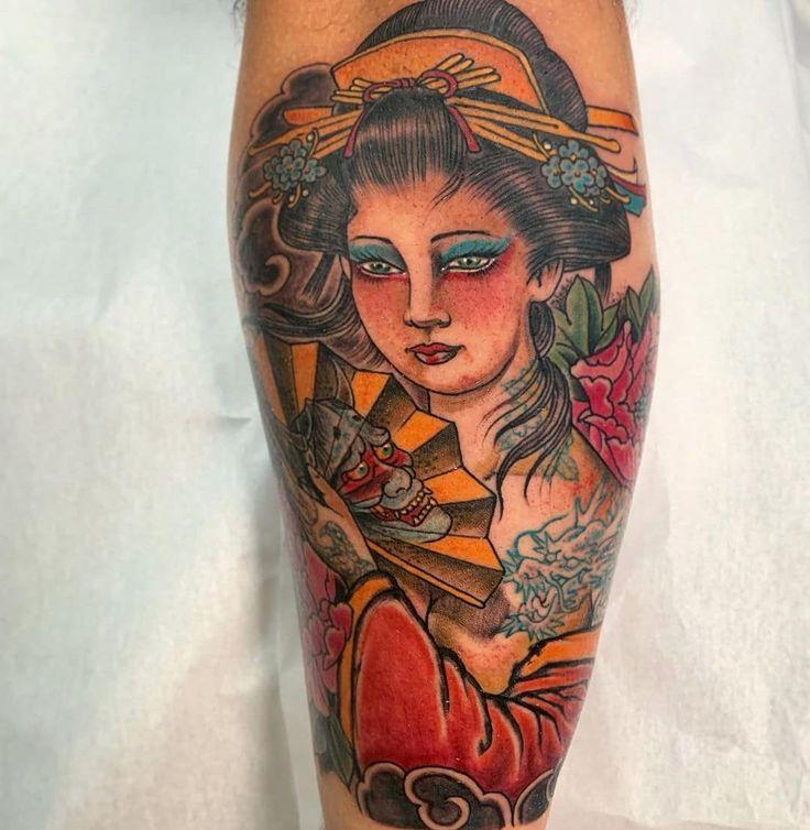 101 Amazing Hannya Mask Tattoo Designs! in 2020 Hannya