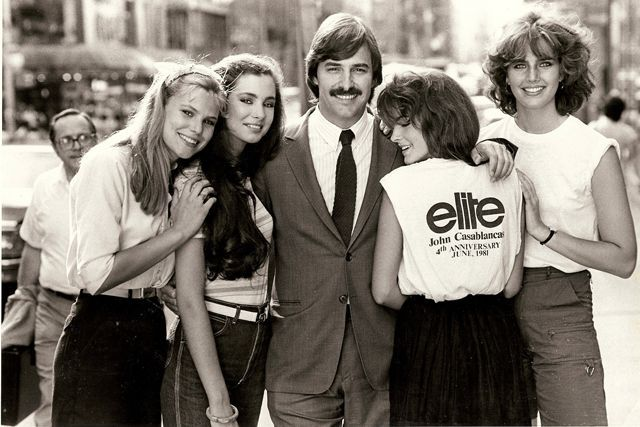 Supermodel Documentary - Elite - John Casablancas | A Kickstarter has been made to create a documentary on supermodels of the 90s and the man behind the word, John Casablancas at Elite Model Management. #refinery29 http://www.refinery29.com/john-casablancas-supermodel-documentary-kickstarter