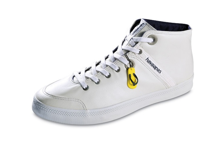 Linha Havaianas Soul Collection Sneaker Urbis Leather Mid