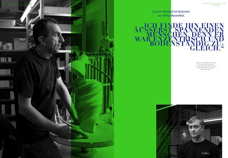 100J. Philip Rosenthal Book & Exhibition by Agentur Neubauer / Fotografen & Produktion