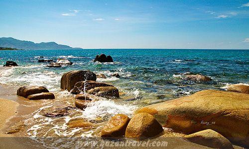 Bãi biển Cà Ná, Bình Thuận - Ninh Thuận