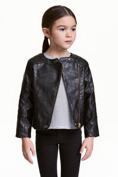 £18 Biker jacket | H&M  http://www2.hm.com/en_gb/productpage.0435827001.html