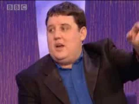 Parkinson: Funny- Peter Kay on Witnessing a Robbery